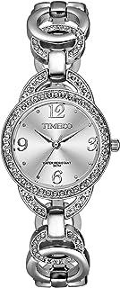 Time100 Women Fashion Diamond Watch Jewelry Strap Bracelet Quartz Lady Watch #W50377L