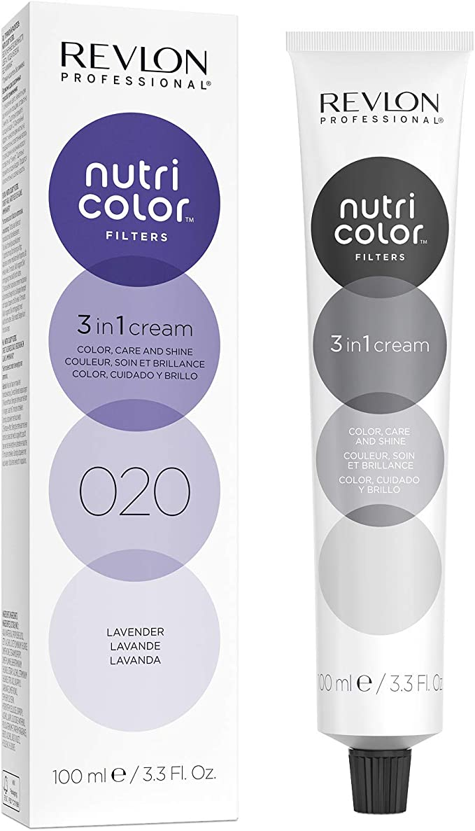 REVLON PROFESSIONAL Nutri Color Filters #020 Lavender 100 ml
