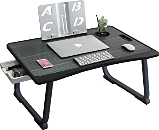 MST Home Laptop Bed Desk, Multifunctional Lap Desk,Portable Foldable Laptop Tray Table,for Bed /Couch /Sofa Working, Reading