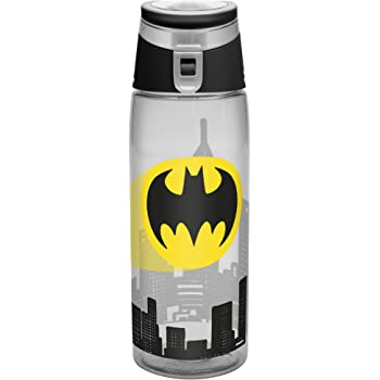 1083752 Batman Clear Tervis Warner Brothers Water Bottle