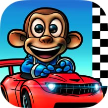 monkey car racing games