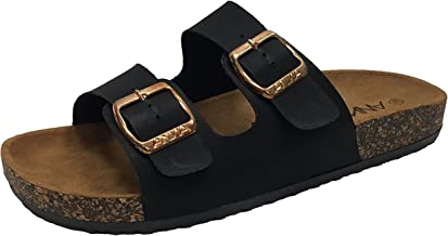 Best double buckle sandals womens Reviews