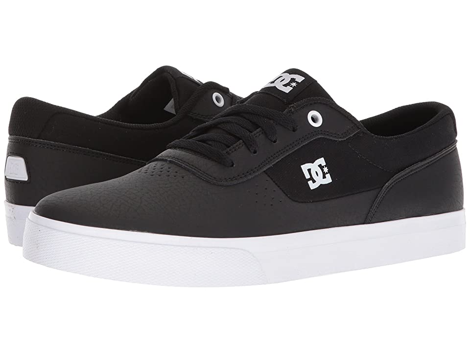 DC Switch (Black/White/Black) Men
