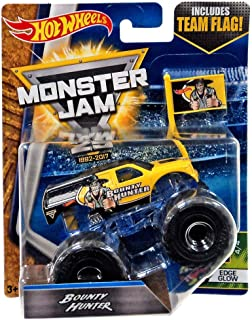 Hot Wheels Monster Jam Bounty Hunter Team Flag 4/4