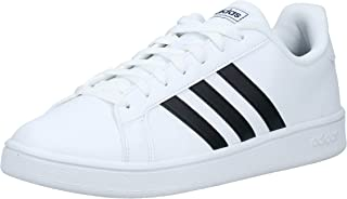 Adidas Grand Court Base, Scarpe da Tennis, Uomo, Bianco (ftwr white/core black/dark blue), 42 EU