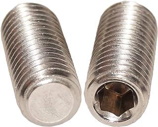 - Madenschrauben ISO 4027 - SC914 Gewindestifte mit Innensechskant und Spitze DIN 914 20 St/ück V2A M3x16 - SC-Normteile - aus rostfreiem Edelstahl A2