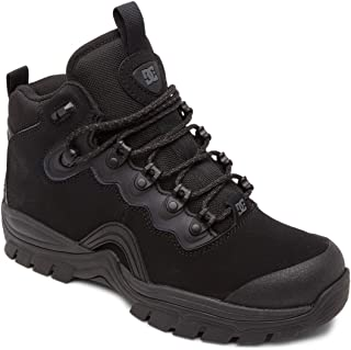 DC Shoes Navigator - Boots en Cuir à Lacets pour Homme ADYB100008