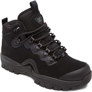 DC Shoes Navigator-Leather Lace Winter Boot for Men, Botte de neige Homme