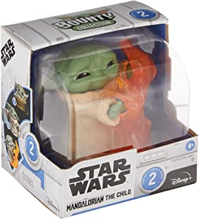 """Star Wars The Bounty Collection Series 2 The Child Collectible Toy 2.2-Inch """"Baby Yoda"""" Stopping Fire Pose Figure for Kids..."""