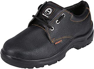 ACME Gravity Leather Safety Shoes (Size-43)