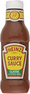 Salsa Heinz Classic Curry, 375 ml