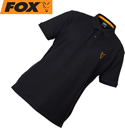 FOX Coll Green Silver Polo Shirt XL by TACKLE-DEALS !!!