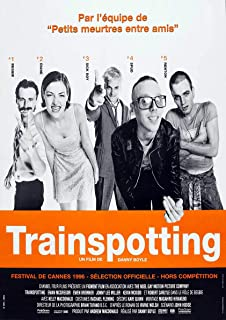 Post Trainspotting Movie Poster Wall Art