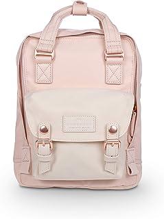 Doughnut Macaroon Mini Nature Pale Series 7L Travel School Ladies College Girls Lightweight Casual Daypacks Bag Backpack