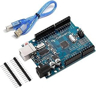 AZDelivery Scheda Microcontrollore con Cavo USB e con eBook
