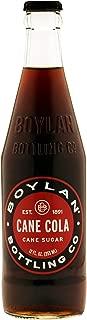 Boylan Bottling Co Cane Cola Soda, 12 Ounce -- 24 per case.