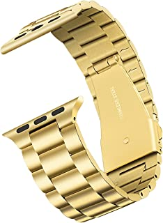 Best solid gold watch bands Reviews