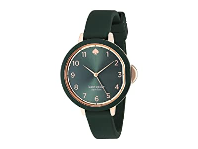 Kate Spade New York Park Row KSW1543 (Green) Watches