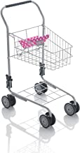 Molly Dolly Deluxe Metal Toy Shopping Trolley