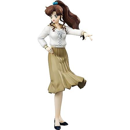 世界制服作戦 美少女戦士セーラームーン 木野まこと 1/10スケール PVC製 塗装済み完成品フィギュア