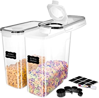 cereal container airtight
