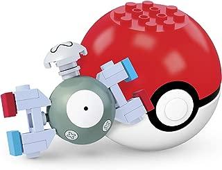 Mega Construx Pokemon Magnemite Figure