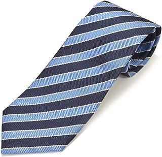 [エルメネジルド ゼニア] 【イタリア製 シルク100%】 高級 ネクタイ メンズ [並行輸入品]