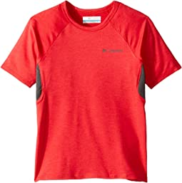 Silver Ridge II Short Sleeve Tee (Little Kids/Big Kids)
