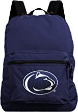 Denco Made in The USA Premium Backpack, 16-inches, Navy
