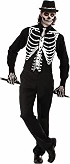 adult skeleton vest