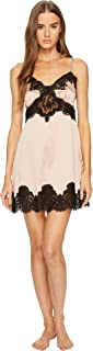 Women's Silk with Lace Nightgown Sottoveste