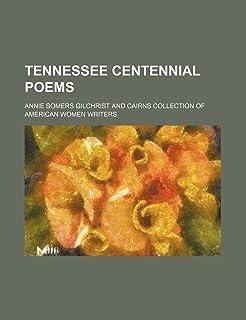 Tennessee Centennial Poems