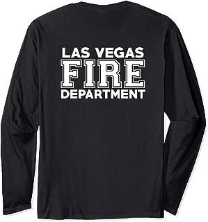City of Las Vegas Fire Rescue Nevada Firefighter Shirt