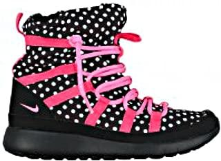 Youth Girls Roshe One Hi Print Shearing Boots (6Y)