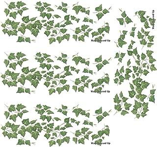 English Ivy Vine Rub on Transfer Mural Wall Tattoo 4 Sheets of Ivy