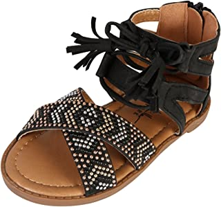 233996eb1eb07 Gladiator Girls' Sandals | Amazon.com