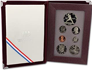 1992 olympic proof coin set