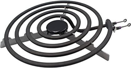 Best electric stove top 4 burners Reviews