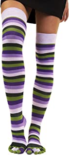 TOETOE - ESSENTIAL - Over-Knee Toe Socks