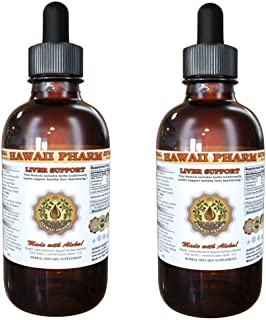 Liver Support Liquid Extract 2x4 oz
