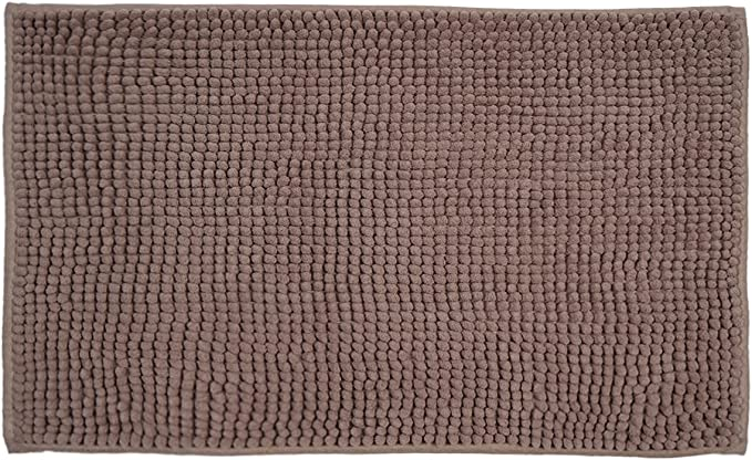 150 opinioni per Montse Interiors – Tappetino Bagno Antiscivolo, Morbido ed Assorbente, 40x60 cm