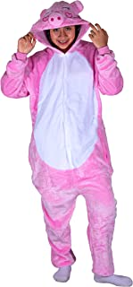 IBAX® Pijama para niños y Adultos, Ropa para Dormir de Ani
