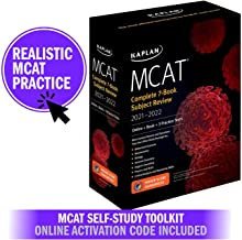 MCAT Self-Study Toolkit 2021-2022
