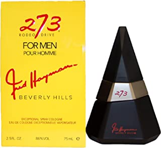 عطر 273 للرجال من فريد هايمان - او دي كولون، 75 مل
