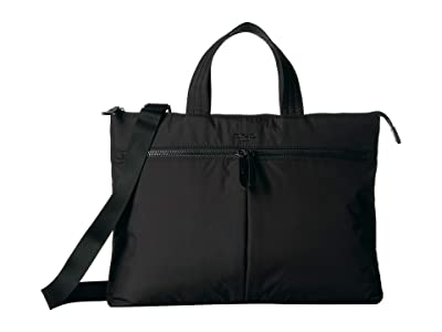 KNOMO London Dalston Copenhagen Brief (Black 2) Briefcase Bags