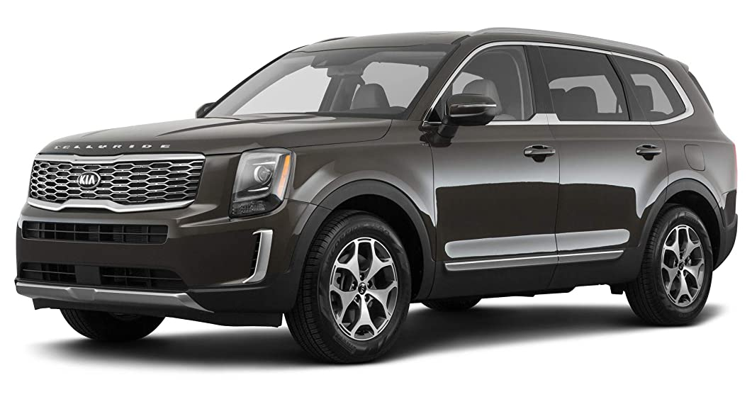 Amazon.com: 2020 Kia Telluride EX Reviews, Images, and Specs: Vehicles