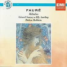 5 Mélodies Op.58