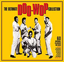 60 Greatest Hits of Doo-Wop (3 CD Box Set)