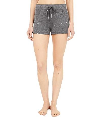 P.J. Salvage Shining Star Shorts (Heather Charcoal) Women