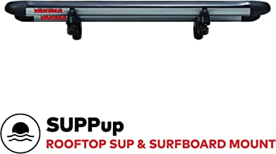 yakima - SUPPup Rooftop Mounted Stand Up Paddleboard Rack for Vehicles, Carries 2 SUP Boards or Surfboards